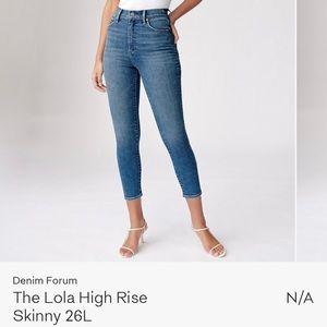 Denim Forum Lola High Rise